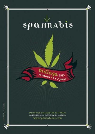 Expocannabis Sur 2013 – Málaga – 31 mayo 1- 2 junio