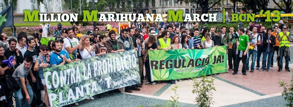 million-marihuana-march