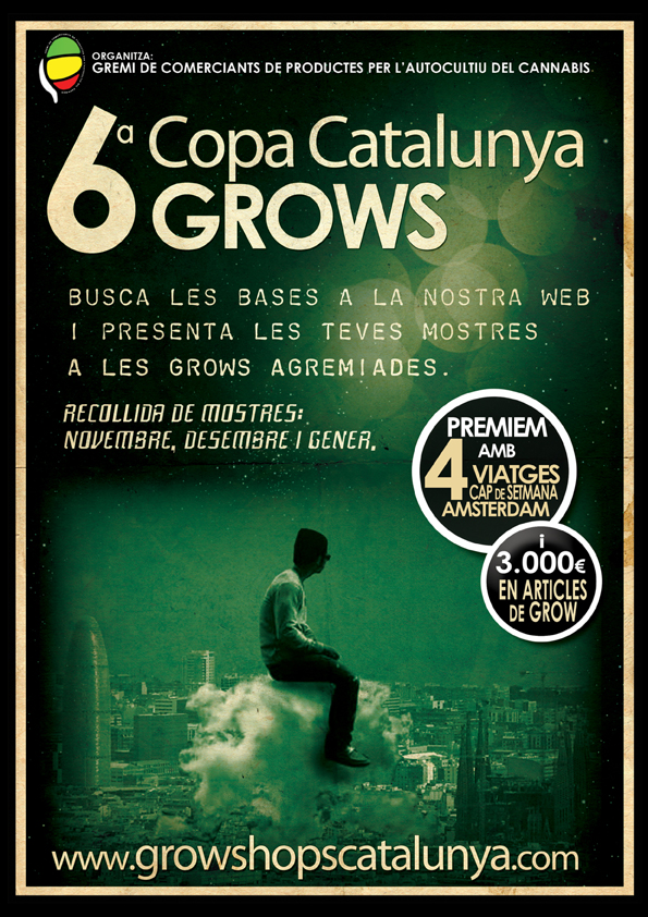 6 Copa Catalunya Grows