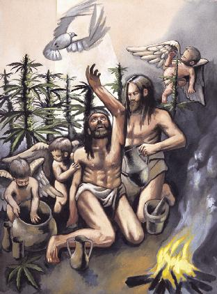Jesucristo empleaba cannabis para curar enfermos