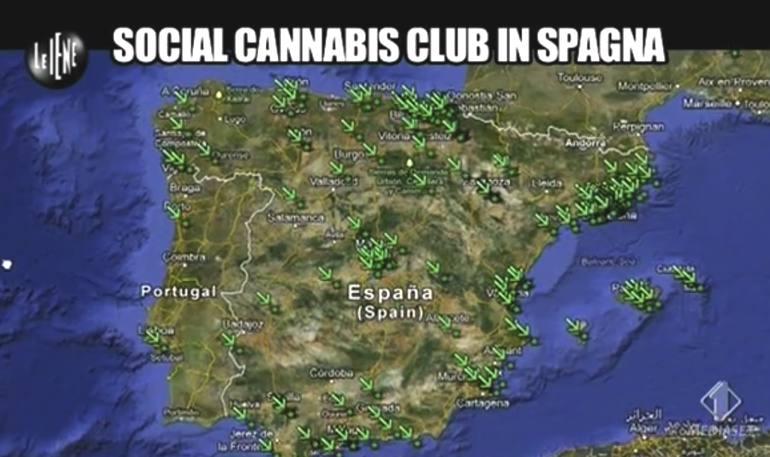 Los clubs sociales de fumadores de cannabis en España ya son más de 400 y acogen a 100.000 usuarios