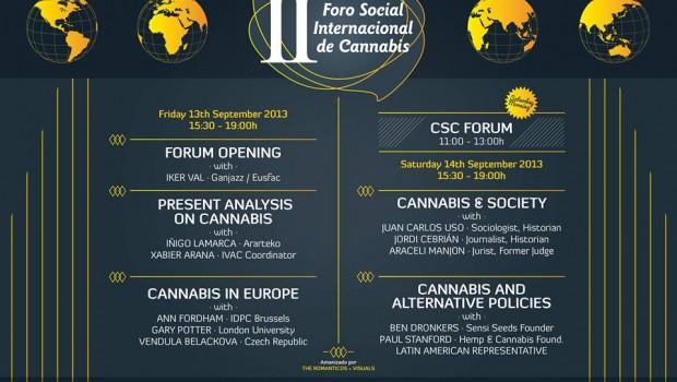 Foro Social Internacional de Cannabis.