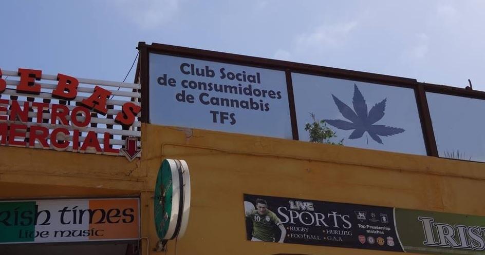Un ingles de vacaciones en Tenerife