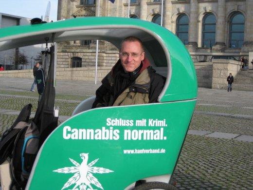 Alemania instala Coffeeshops?