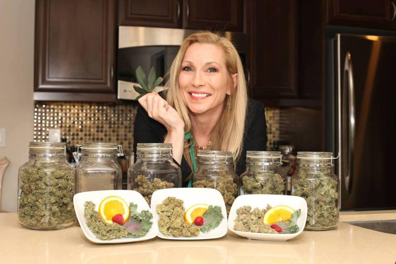 Fumar marihuana me hace ser mejor madre