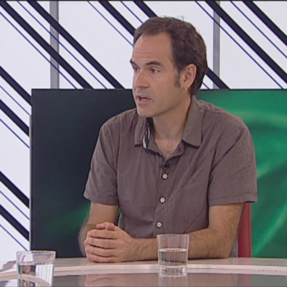 Marihuana, vacío legal. Entrevista a Martín Barriuso – EITB