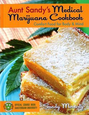 La marihuana, una «droga» de tenedor y cuchillo
