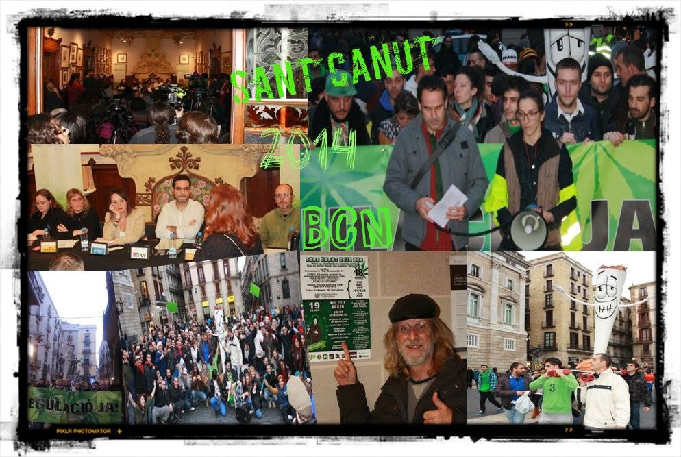 San Canuto 2014 Barcelona – Escribiendo la Historia
